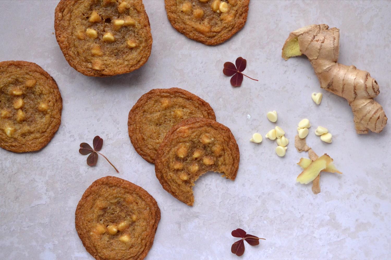 Ingefærcookies
