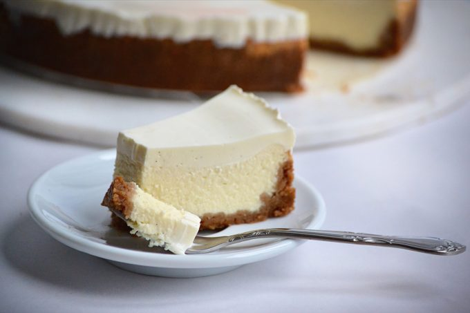 bedste cheesecake opskrift
