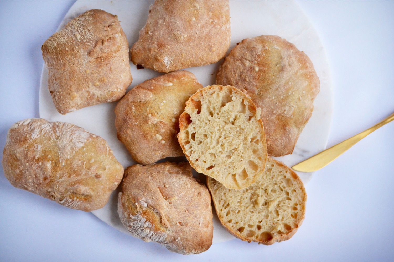 brød med manitobamel