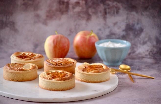 Æbletærter