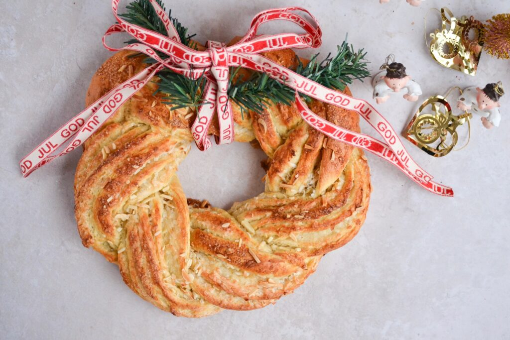 Safran kringle