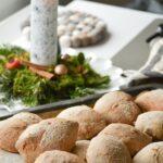 Hjemmelavede ølandsboller