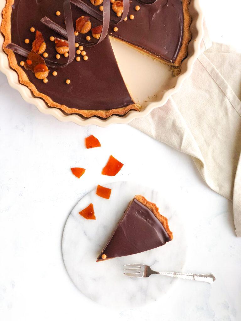 karameltærte