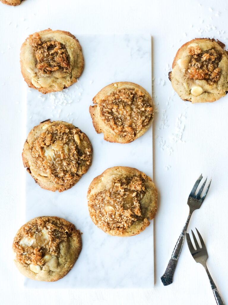 drømmekage cookiesa